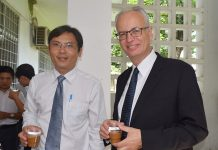 Richard Jardine in VIetnam